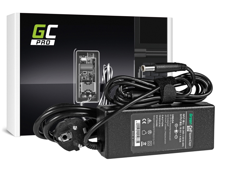 Latitude//Inspiron//Vostro//XPS//Precision 19.5V 4.62A Genuine Dell 90W AC Adapter