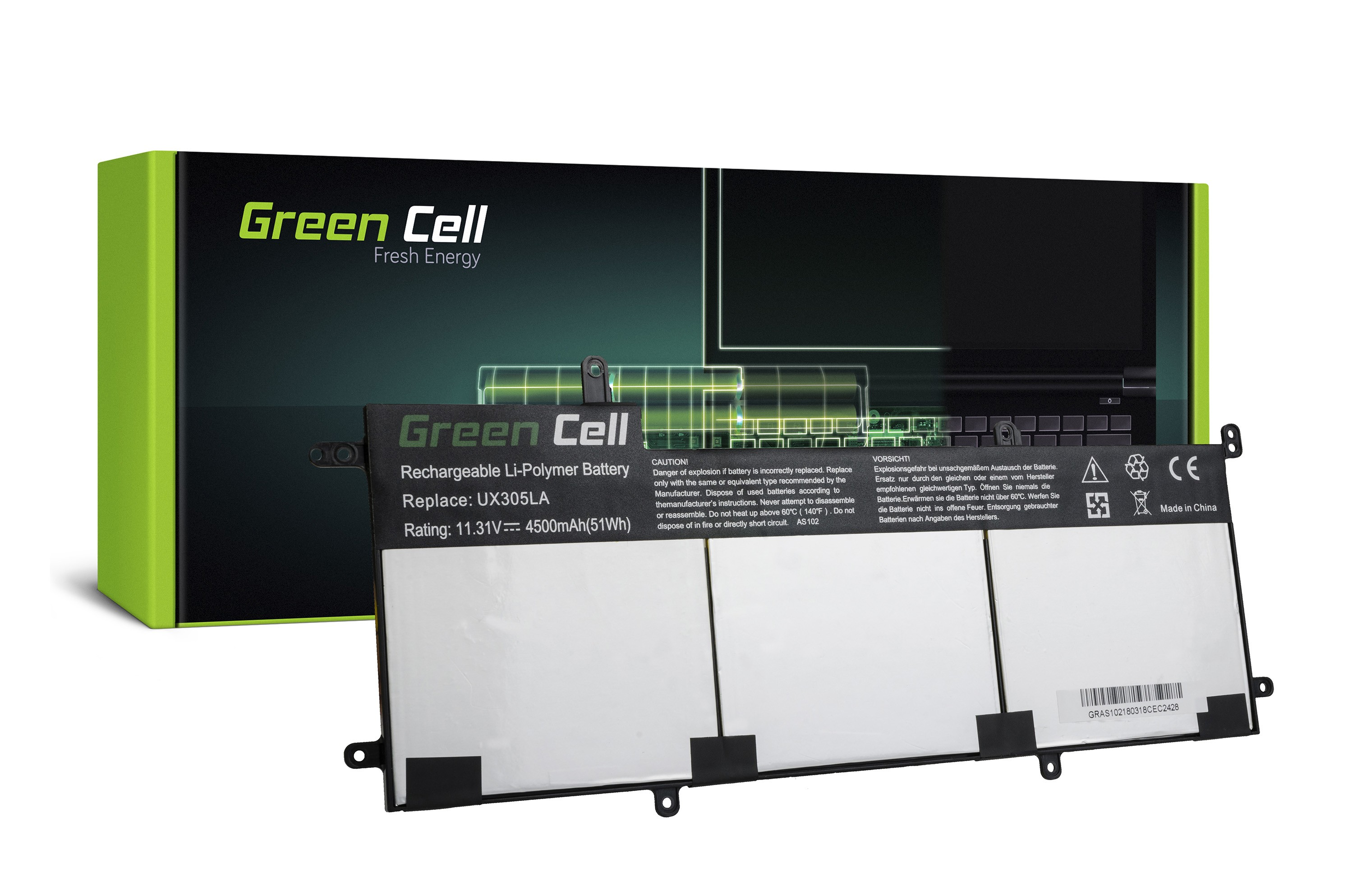 Batterie Typ C Electric Battery 2020 03 09