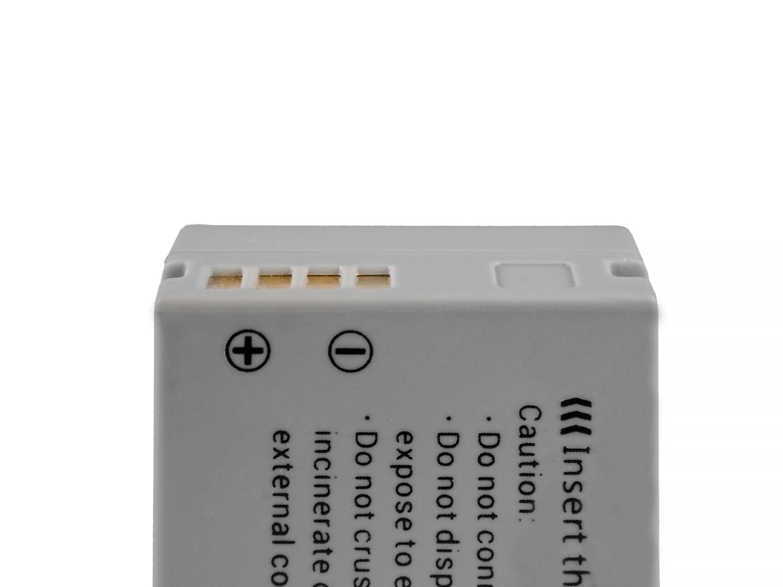 Bateria para Canon NB-10L 800mAh