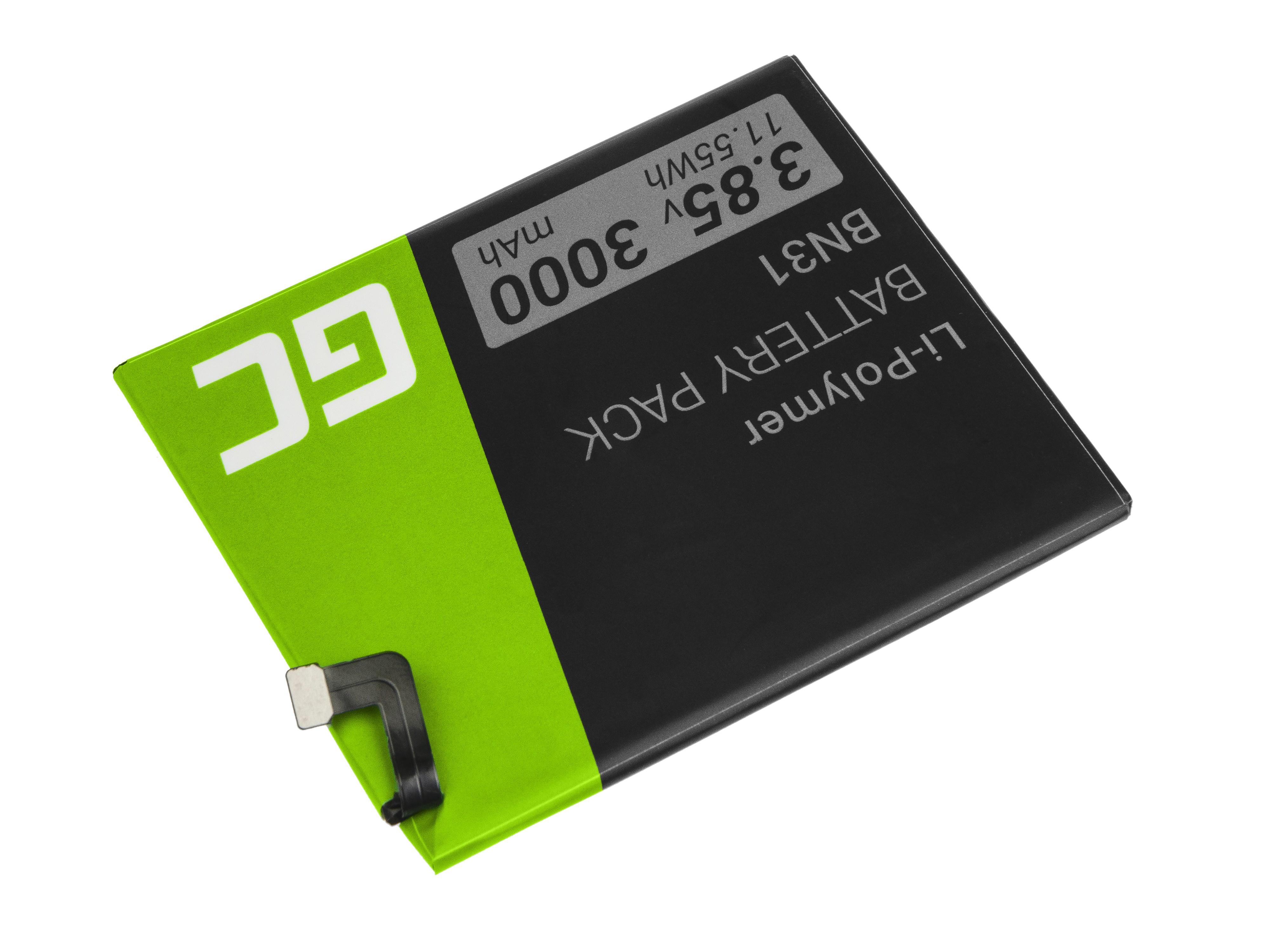 Smartphone Battery BN31 Xiaomi Mi Note A1 5X 5A Redmi S2 U2