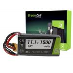RC Battery 11.1 V 1500mAh \ Batteries Drone batteries