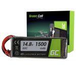 RC Battery 14.8 V 1500mAh \ Batteries Drone batteries