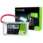 RC Battery for Hubsan H107 H107L H107C H107CHD 3.7 V 380mAh \ Batteries Drone batteries