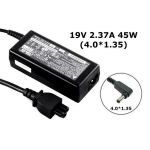 Adapter charger Asus 19V 2.37A 45W 4.0x1.35mm \ Original Asus